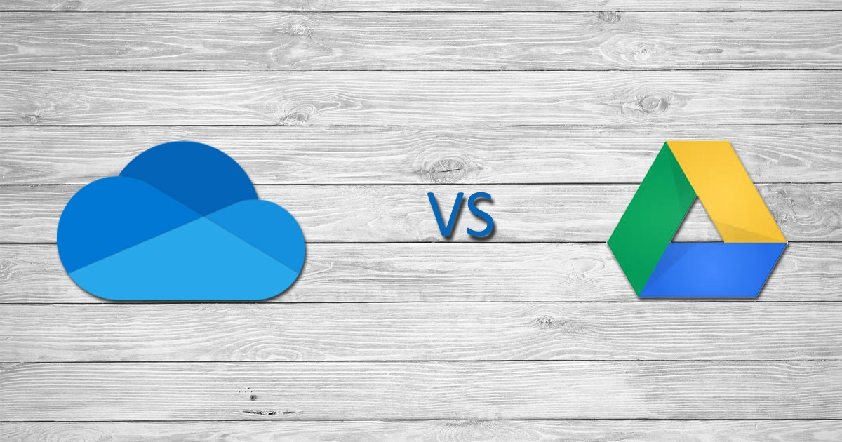 OneDrive vs Google Drive – Full Comparison