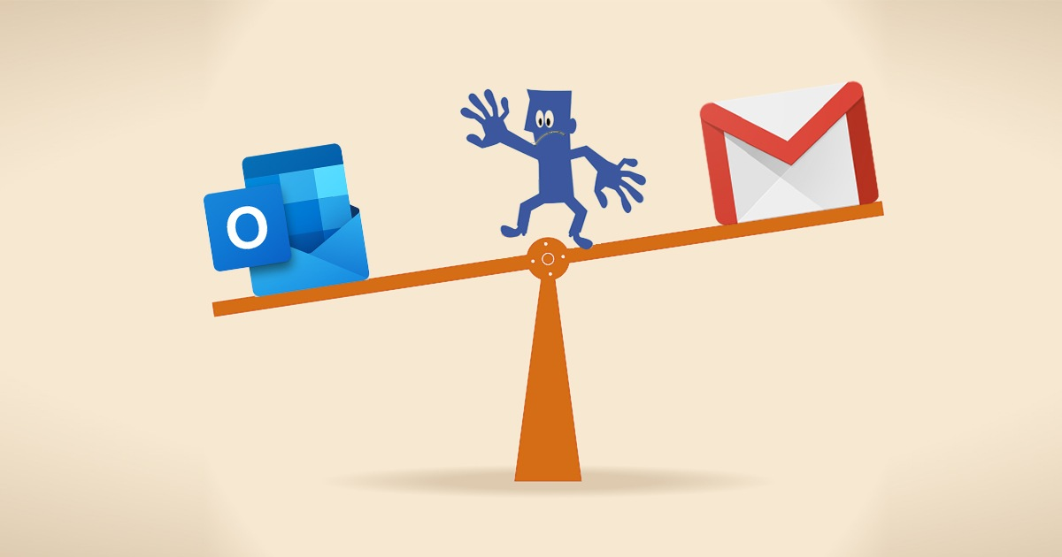 Gmail vs Outlook – What Should You Choose?