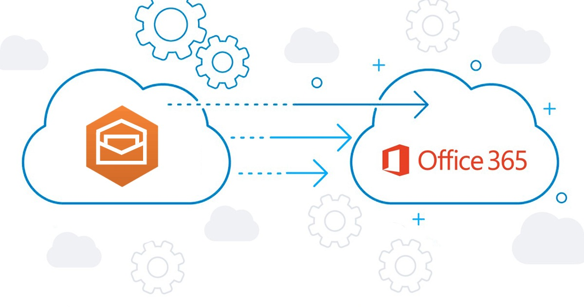 AWS WorkMail to Office 365 Migration