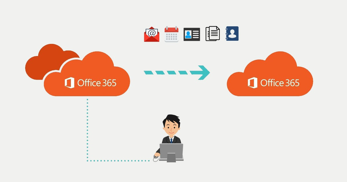 Tenant to Tenant Migration in Office 365
