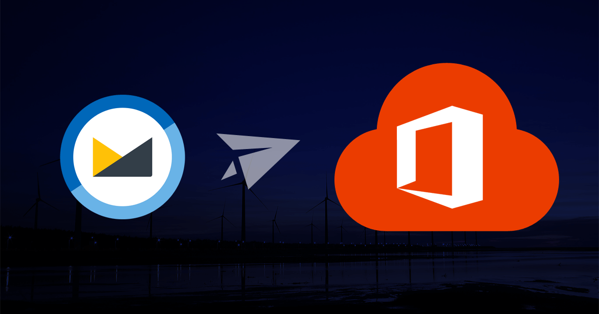 FastMail to Office 365 Migration