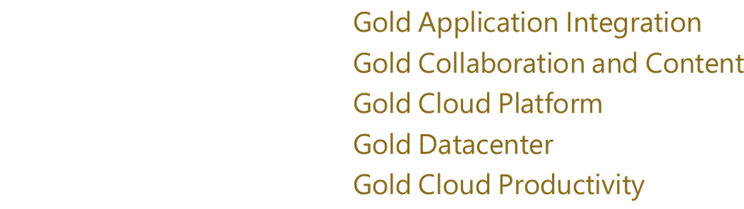 Apps4Rent is registered Microsoft Gold Partner